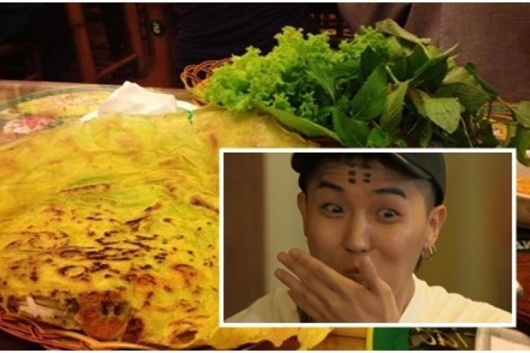 Bên cạnh bánh mì, đây là món ăn đường phố Việt Nam khiến loạt sao Hàn mê mẩn vì quá ngon