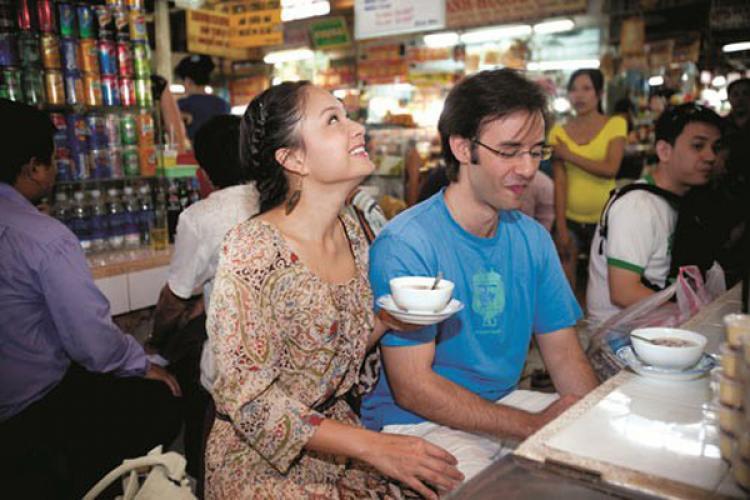 12 món ngon khiến sao Việt không ngại lê la vỉa hè (phần 1)