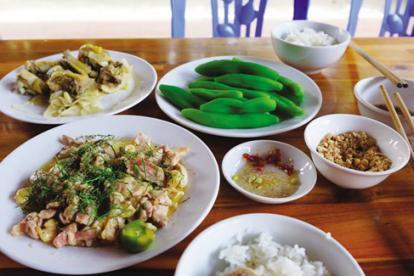 Ẩm thực Mai Châu: Đâu chỉ thơm nếp xôi