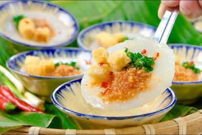 Ăn bánh bèo chén, nhớ về xứ Huế