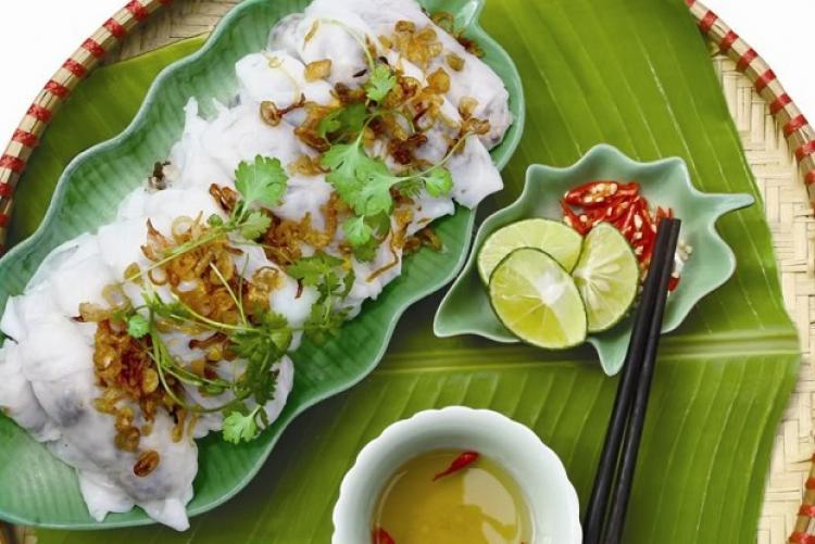 Bánh cuốn Thanh Trì – vị ngon Hà Nội