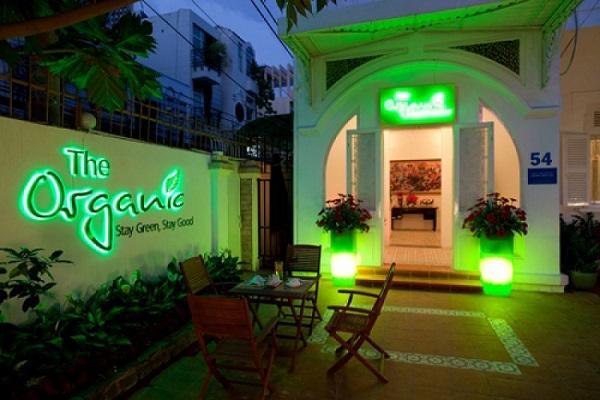 Nhà hàng chay The Organic