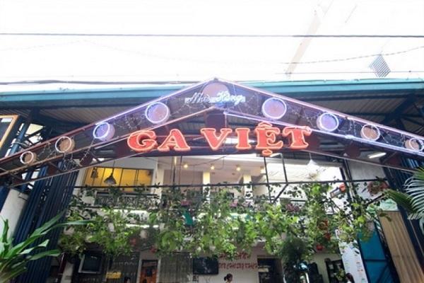 Nhà hàng Ga Việt