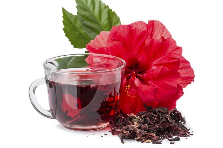 Karkade – Loại trà nổi tiếng ở Ai Cập làm từ hoa dâm bụt